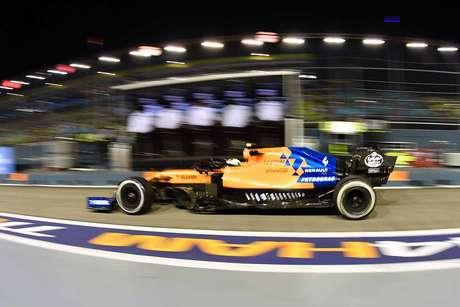 McLaren nunca pensou em usar seu próprio motor, diz Andreas Seidl