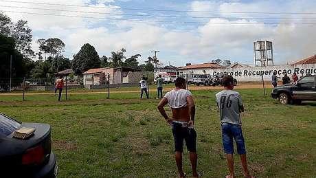 Ao menos 58 pessoas foram mortas em guerra de facções dentro de presídio no Pará