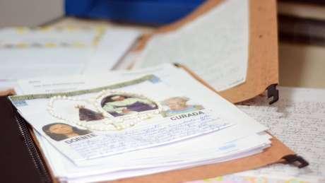 O Memorial de Irmã Dulce guarda mais de 13 mil relatos de graças alcançadas