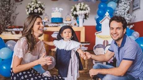 Mauro deu o nome de Dulce a sua primeira filha, para expressar gratidão por milagre