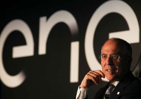 Francesco Starace, presidente global da Enel  17/05/2016 REUTERS/Alessandro Bianchi