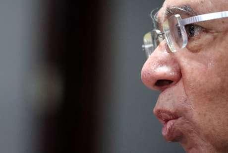 Ministro da Economia, Paulo Guedes, participa de coletiva de imprensa no Rio 13/09/2019 REUTERS/Sergio Moraes