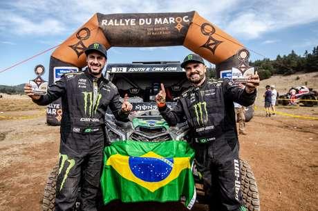 Mundial de Rally: com vitória no Marrocos, brasileiros conquistam tri mundial