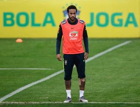 Neymar completará cem jogos na Seleção (Foto: Pedro Martins / MoWA Press)