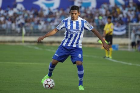 Dawhan espera apoio da torcida para a partida contra o Internacional (Foto:Reprodução)