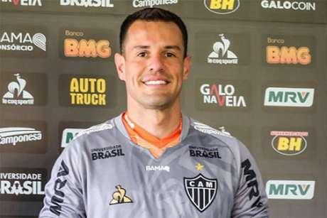 Wilson fará seu segundo jogo com a camisa alvinegra- (Bruno Cantini/Atlético-MG)