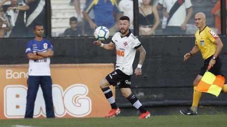 Rossi, durante partida do Vasco contra o Santos (Foto: Rafael Ribeiro/Vasco)