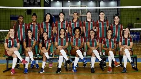 Flu é o atual vice-campeão carioca e ficou em sétimo lugar na última Superliga (Foto: Mailson Santana/Fluminense)
