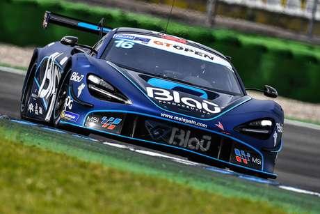 Hahn e Khodair vão à final em Monza para colocar a Mclaren no top3 do campeonato