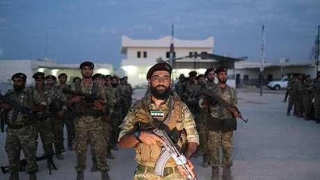 Ofensiva da Turquia contra curdos na Síria deixa 11 mortos