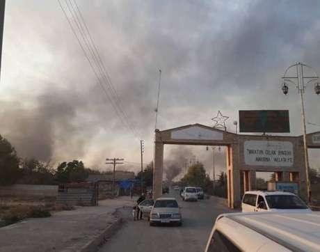 Ofensiva da Turquia no nordeste da Síria começou nesta quarta-feira (9)
