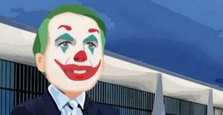 O presidente se torna o vilão do momento em animação sarcástica do Manhattan Connection