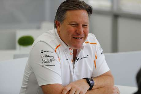 Zak Brown renuncia ao cargo de presidente não executivo do grupo Motorsport