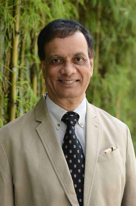 Oex-vice-presidente do Banco Mundial Vinod Thomas