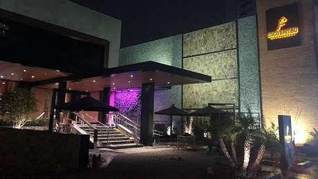 Acidente aconteceu naunidade do restaurante Coco Bambu, em Santo André.