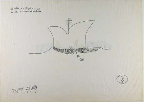 Projeto 'Templo da Bíblia' foi elaborado por Oscar Niemeyer em 1987
