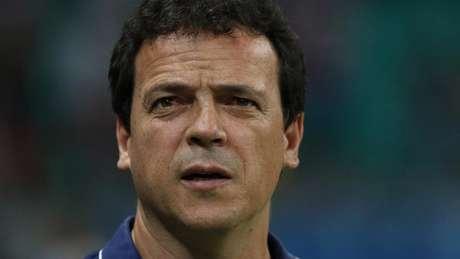 Diniz: 'Pato é um talento muito singular. É um dos maiores jogadores no Brasil com certeza'. (Foto: Rubens Chiri / saopaulofc.net)
