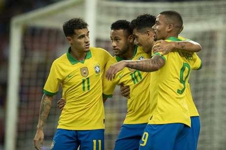 Brasil não vence há três partidas (Foto: Lucas Figueiredo/CBF)