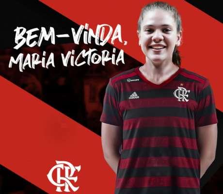 Mayer defenderá o Flamengo (Divulgação)