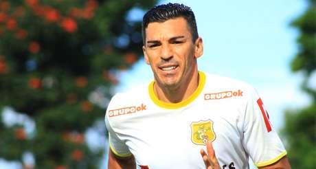 Lúcio não é mais jogador do Brasiliense (Foto: Brasiliense)