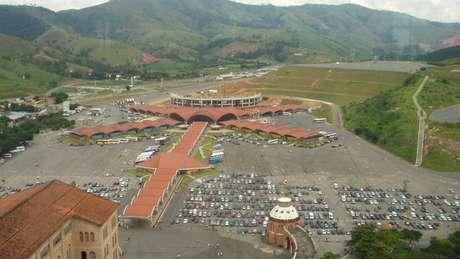 Hoje Aparecida é o principal ponto de turismo religioso do País