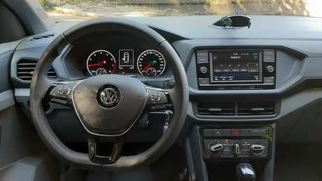 VW T-Cross 200 TSI Automático.
