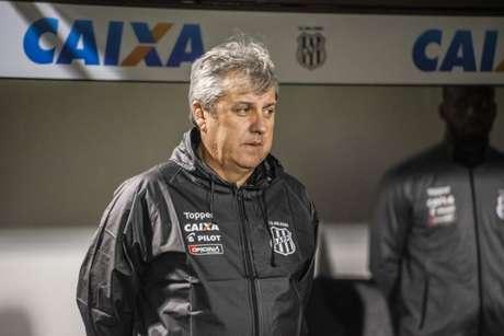 Gol sofrido fez Ponte cair cinco posições na tabela (Foto: Divulgação/Ponte Preta)