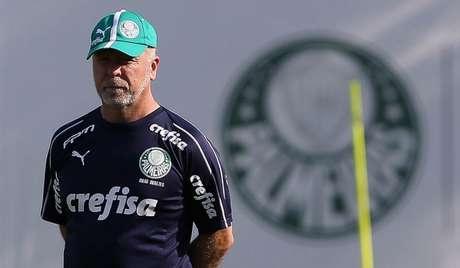 Mano Menezes tem desfalques para escalar o Palmeiras neste sábado (Foto: Agência Palmeiras/Divulgação)