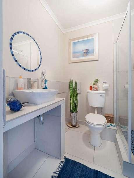 4. Invista em um bom impermeabilizante para o seu banheiro ficar livre do mofo – Foto: Pexels