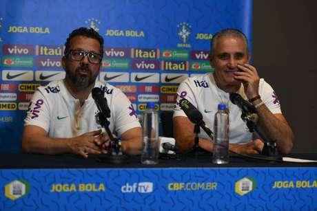 Treinador não confirmou a presença do atacante (Foto : Pedro Martins/Mowa Press)