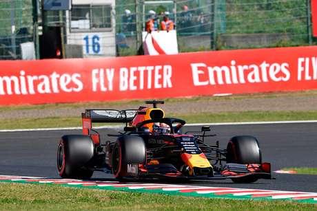 5º no grid, Max Verstappen reclama de ajuste pouco agressivo no Japão