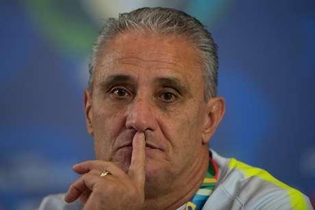 Tite chegou ao quarto amistoso sem vencer com comando da Seleção (Pedro Martins / MoWA Press)