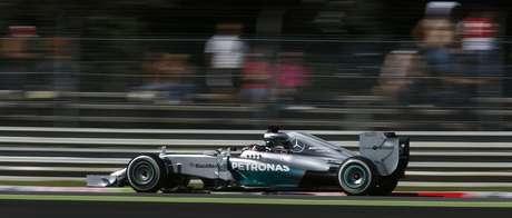 Mercedes W05 Hybrid de 2014: bicampeonato para Lewis.