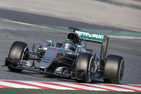 Mercedes W07: título mundial para Nico Rosberg.