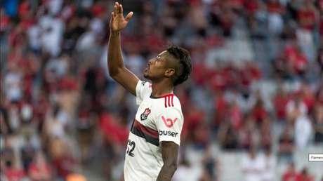 Bruno Henrique vive o melhor ano da carreira (Alexandre Vidal/Flamengo)