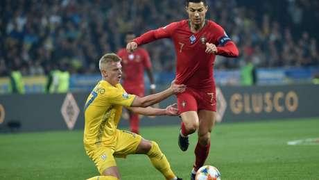 Cristiano Ronaldo chegou ao gol de número 700 na carreira (AFP)