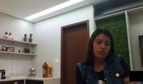 Suelen foi presa no dia 23 de julho, no apartamento em São Paulo em que vivia com o marido, o DJ Gustavo Henrique Elias Santos
