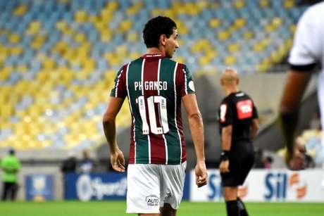 Ganso é titular absoluto no Fluminense (Foto: Lucas Merçon/Fluminense)