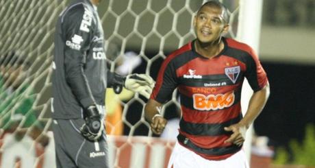 Jogador passou por Atlético-GO, Vila Nova, Ponte Preta e outros clubes (Foto: Reprodução)