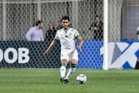 Lucas Kal está emprestado pelo São Paulo ao América-MG até o final de 2019 (Foto: Mourão Panda / AFC)