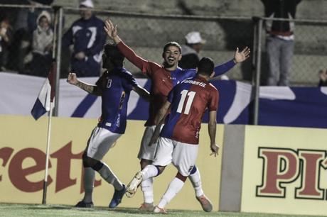 Parná venceu o Brasil de Pelotas pela vantagem mínima (Foto: Reprodução)