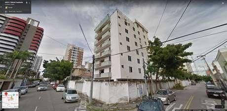Prédio de sete andares desaba em Fortaleza na manhã desta terça-feira (15)