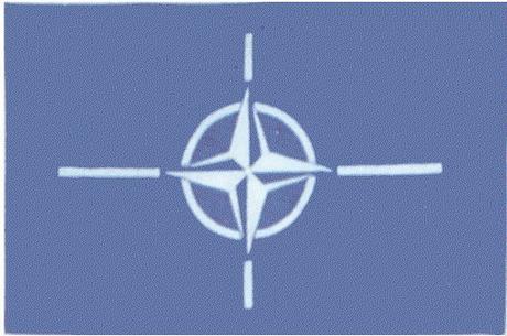 A estrela da OTAN.