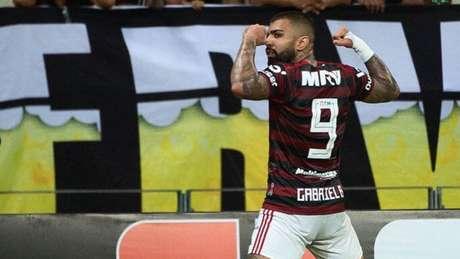 Camisa 9 pode deixar o Flamengo rumo ao futebol inglês (Alexandre Vidal/Flamengo)