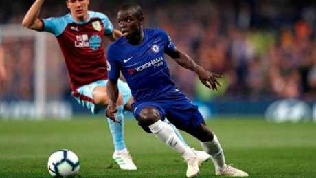 Kanté é um dos destaques do Chelsea (Foto: Reprodução/Instagram)