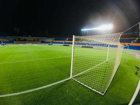 Cinco empates e três derrotas: as últimas oito partidas do Timão no Serra Dourada (Foto: Divulgação/Corinthians)