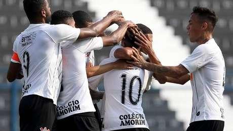 Corinthians terá o São Paulo pela frente nas quartas (Foto: Marco Galvão/Agência Corinthians)