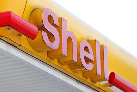Logo da Shell.