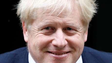 Primeiro-ministro britânico, Boris Johnson 15/10/2019 REUTERS/Henry Nicholls