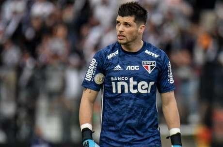 Volpi lamenta derrota para o Cruzeiro nesta quarta-feira no Mineirão (Foto: Nayra Halm/Fotoarena/Lancepress!)